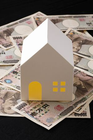 Concept of japanese mortgage