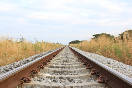 Rail to the eastern part of Thailand.