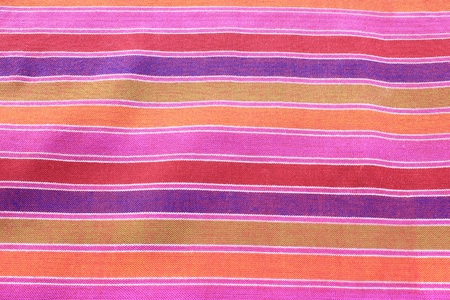 Cotton made of hand in Thailand