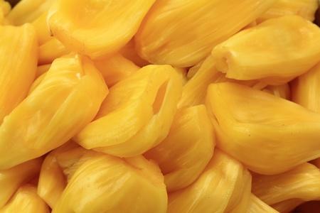 Thai sweet jackfruit Stock Photo