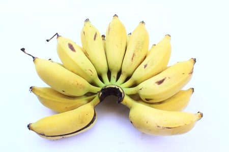 Cultivated banana in Thailand
