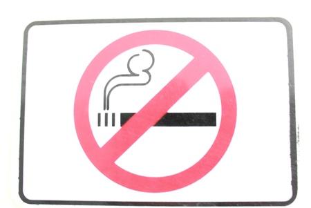 No smoking signs  Stock Photo - 13696722