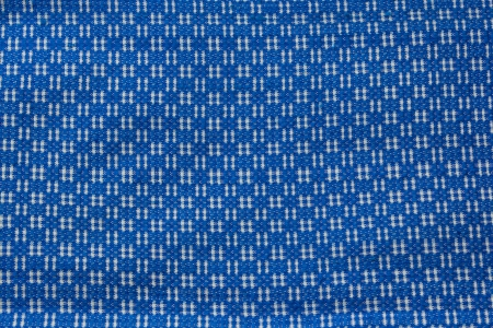 pattern of thai hand made fabric background  Stock Photo