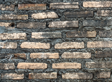 Background Old brick wall
