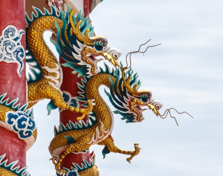 Dragon Stock Photo - 20301175