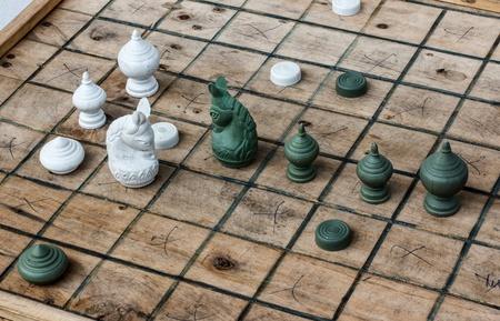 Chess Thailand Stock Photo - 21453100