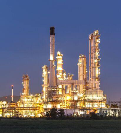 petrochemical: Petrochemical plant, Refinery