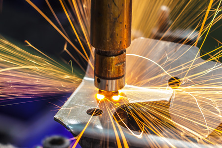 laser cutting: Industrial welding automotive in thailand