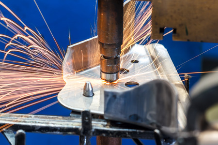 Industrial, automotive spot welding in thailand Фото со стока - 44962479