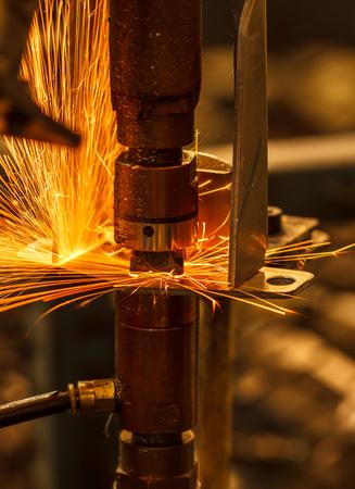 siderurgia: Soldadura industrial de la automoción en Tailandia