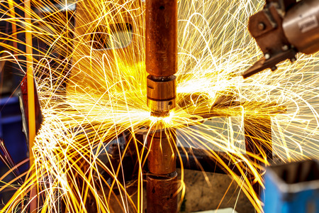 Industrial, automotive spot welding in thailand