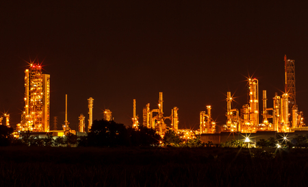 powerhouse: Photo powerhouse by night dark