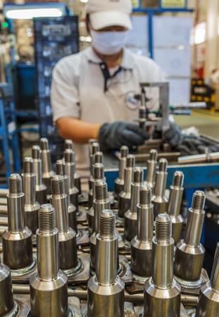 Produits en acier pour l'industrie automobile Banque d'images - 57625847