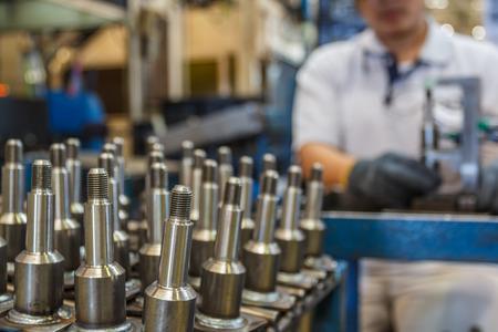 steel products to automotive industry Standard-Bild