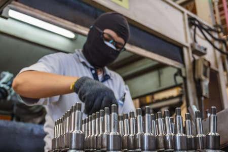 steel products to automotive industry Reklamní fotografie