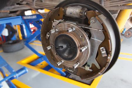 frenos: frenos de automóviles Mantenimiento Centro de Servicios eficaces