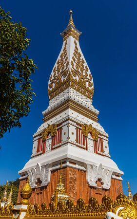 Temple Phra That Phanom of the old architecture, antiquities