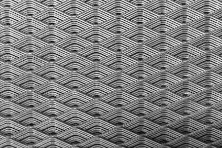 Steel mesh plan net honeycomb lattice of abstract backgrounds