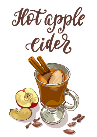 Hot Apple Cider.