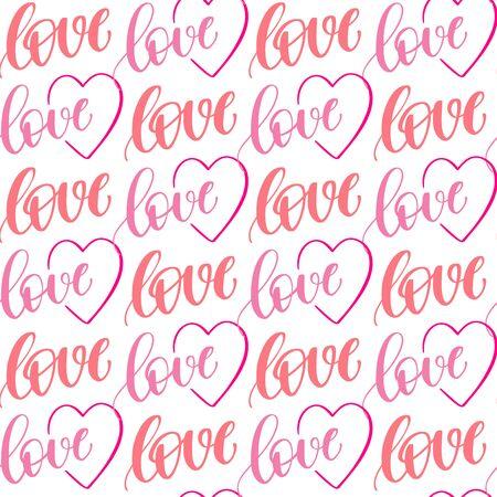 Valentines day decoration Stock Photo