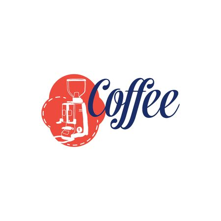 Coffee Logo Template Design Vector, Simple and unique logo for shop business sign. Eps10 Illustration
