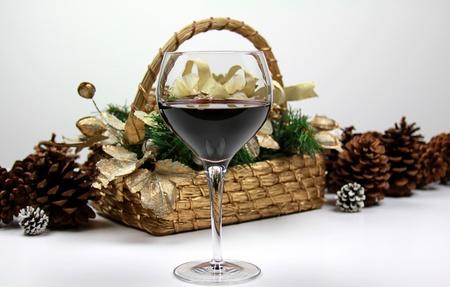 休日のワイン