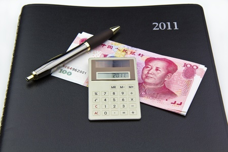 swaps: Daily planner for 2011 to includes finances