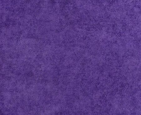 Textured purple cloth for background purposes Banco de Imagens