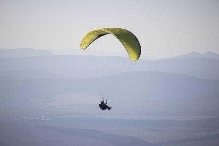 paraglide: Paraglider