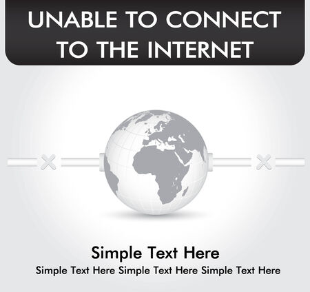 unable: Unable To Connect Internet