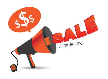Sign Sale vector EPS File Ilustração