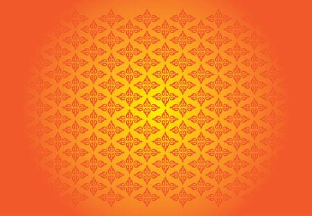 background pattern: Thai Pattern Background