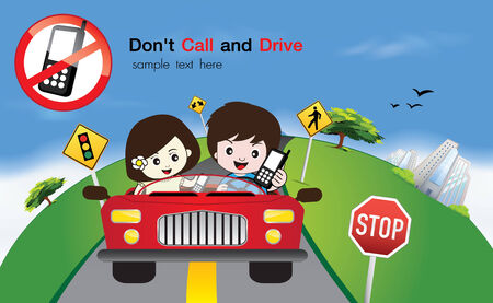 Don t Call and Drive