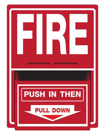 Fire Alarm Veiligheid