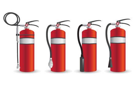 Fire Extinguisher Mock Up