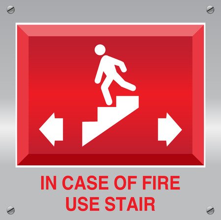 fire extinguisher symbol: Fire Sign
