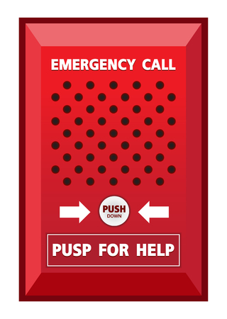 Fire Emergency call Sign