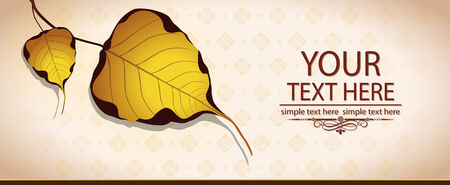 Bodhi leaf Natural