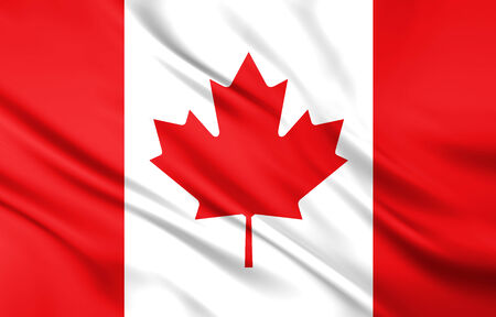 The National Flag of the Canada