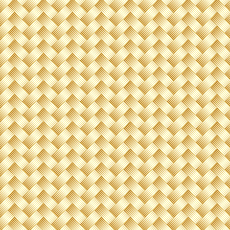 Wooden Weaving Baske Background