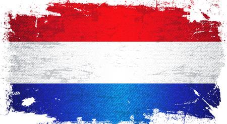 drapeau hollande: Contexte Hollande Art Drapeau
