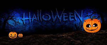 Halloween Festival Background Фото со стока