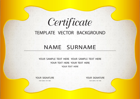 Certificate of completion template black on white royalty free 33034453 certificate of completion template yelopaper