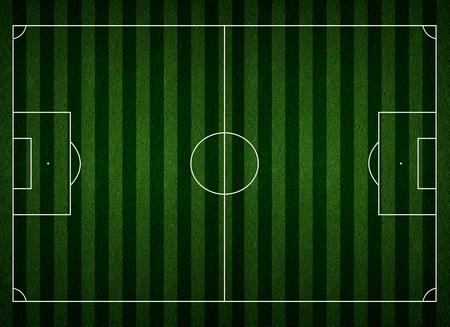 greensward: Soccer Sport Stock Photo