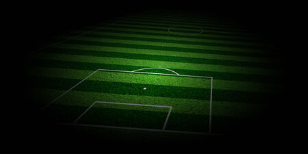 Soccer Turf background