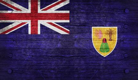turks: La bandera nacional de las Islas Turcas y Caicos