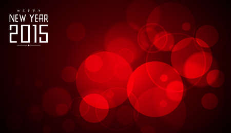 abstract air bubble and bokeh vector background Vector