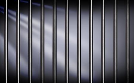 jail: Jail Bars Stock Photo
