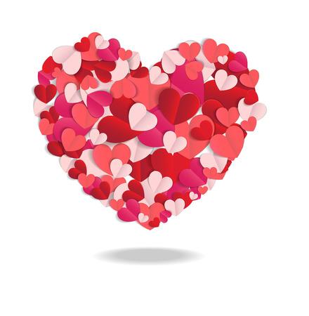 valentijn dag illustratie