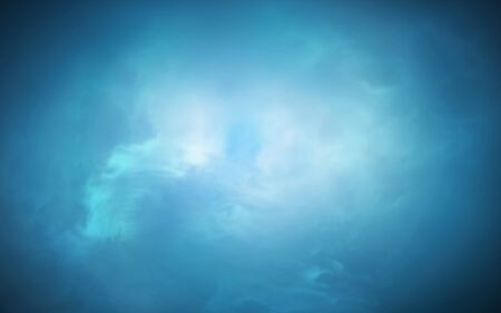 blue sky abstract  background